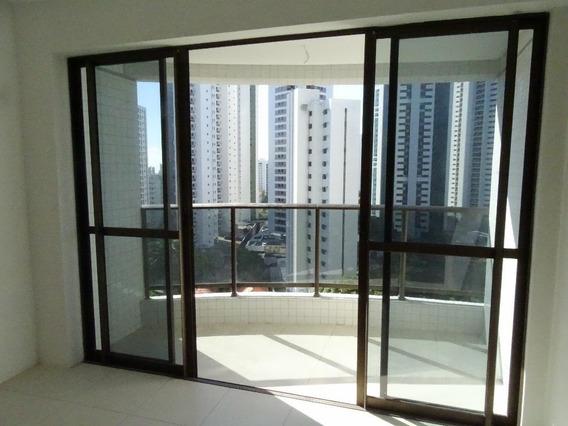 Apartamento Em Rosarinho, Recife/pe De 105m² 4 Quartos Para Locação R$ 2.210,00/mes - Ap549818