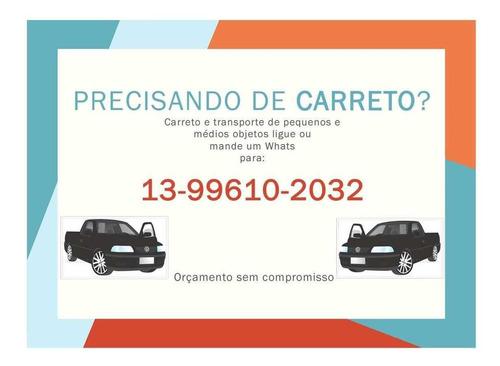 Imagem 1 de 1 de Transporte E Carretos De Médios E Pequenos Objetos, Etc.