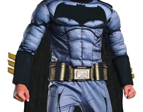Cinturon Batman Infantil Licencia Batman V Superman