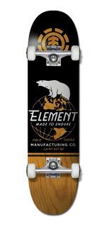 Tabla De Skate Completo Element Arctic 8 Colgsarc