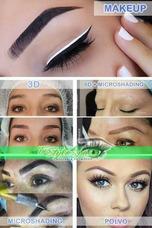 Micropigmentacion Cejas Ojos Labios