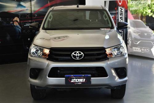 Toyota Hilux 2.4 Cd 150cv 4x2 2018 - Car Cash