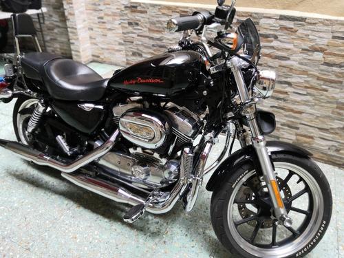 Imagem 1 de 11 de Harley Davidson, Sportster 883 Xl Low Test