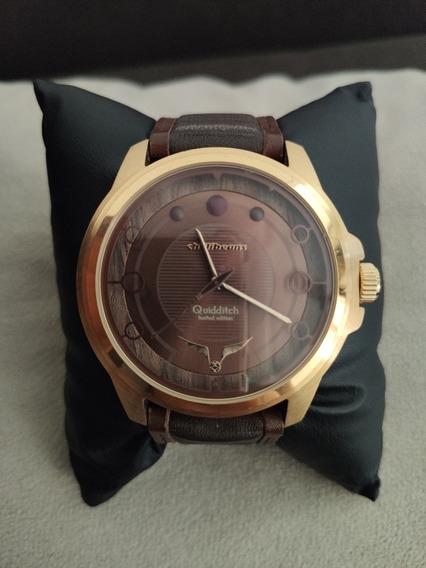 Relógio Harry Potter Quadribol