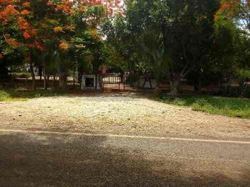 Terreno Agrãcola En Venta En Bolonchen De Rejón, Hopelchén, Campeche