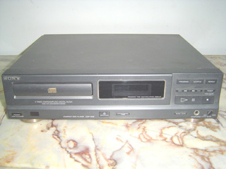Sony Cd Player Modelo Cdp - M19 Sin Cable (ref. 804 )