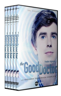 The Good Doctor - 2da Temporada Completa - 5 Dvds - Latino