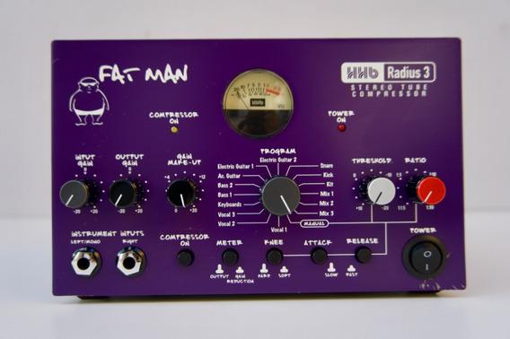 Hhb Radius3 Fatman Valvula Stereo Tube Compressor