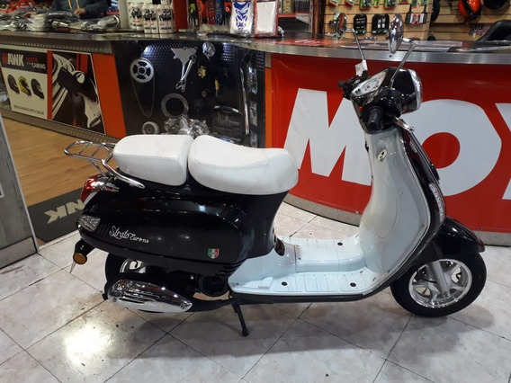 Motomel Strato 150cc Euro 2018 Impecable - Tamburrino Motos