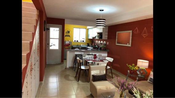 Casa Enfracc Cerrado,2 Recamaras,2.5 Baños,alberca,seguridad