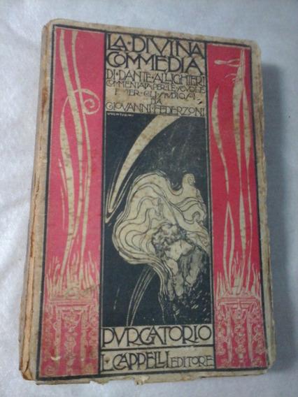 La Divina Commedia Dante Allighieri Commentata 1923
