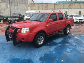 Nissan Frontier Doble Cabina 2008