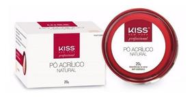 Kiss New York Pó Acrilico Natural 20g Fkap100br