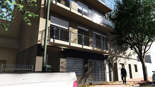Imagen 1 de 10 de Departamento 2 Ambientes Contrafrente Con Balcon