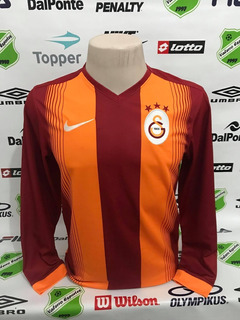 Camisa Oficial Galatasary-tur Unif 1 Nike Tamanho P