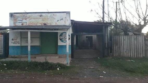 Casa C/3 Quarto Sala Cozinha E Banheiro E Área De Serviço
