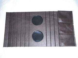 Kit 2 Esteira-protetor Flexível P/ Braço De Sofá Costurada
