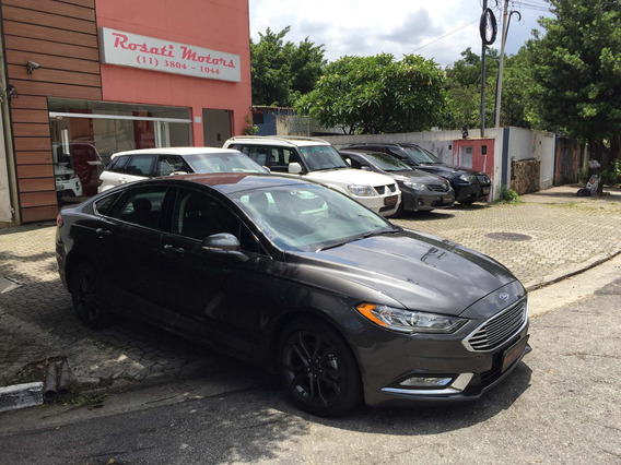 Ford Fusion Sel ( 2018/2018 ) R$ 89.499,99