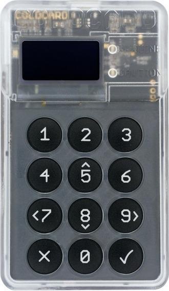 Coldcard Wallet Mark 2 - Bitcoin Wallet