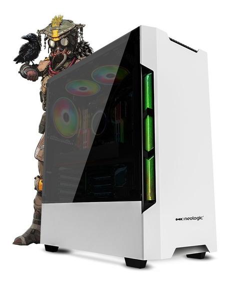 Pc Gamer Neologic Nli81333 I5-7400 8gb (rx570 4gb) Ssd 240gb