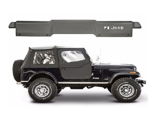Jeep Willys Tablero Cj5 Cj6 Cj7 Wrangler Tapicería Repuesto