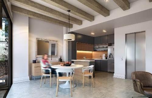 Roma Norte - Departamento (penthouse) En Venta