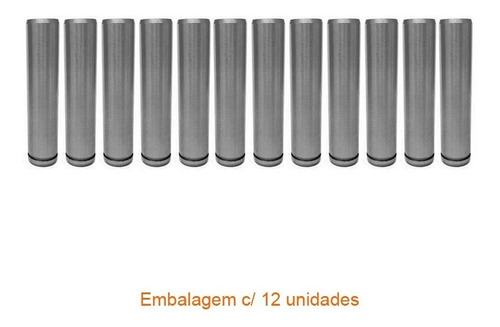 Imagem 1 de 3 de Guia De Valvula A/e - Cummins Serie C 3553870 | Std - Riosul