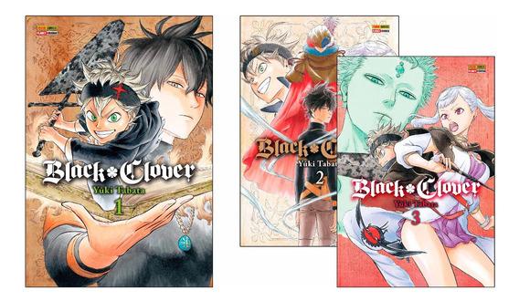 Black Clover - Volumes Avulsos
