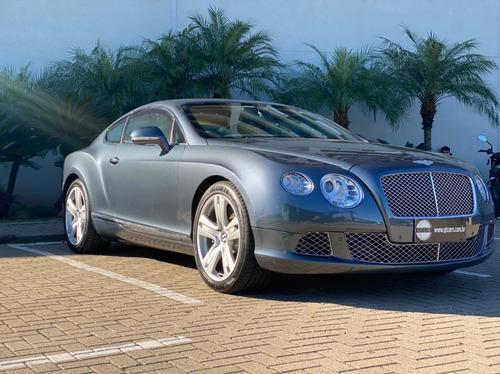 Imagem 1 de 15 de Bentley Continental Gt Coupe Blindado 6.0 V12
