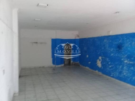 Salão Para Locação No Bairro Chácara Califórnia, 0 Dorm, 0 Suíte, 0 Vagas, 40 M - 213