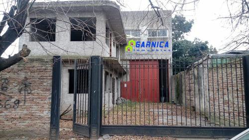 Alquilá Galpón 500mts En Zona Industrial Ituzaingó