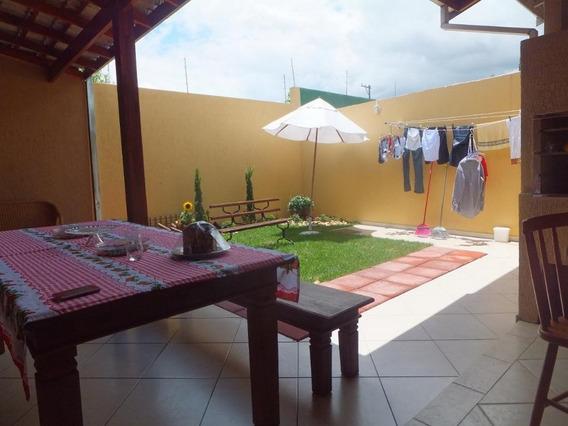 Sobrado Em Vila Santos, Caçapava/sp De 0m² 3 Quartos À Venda Por R$ 380.000,00 - So432643