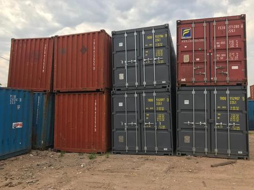 Contenedores Maritimos Containers Usados 20/40 Cosquin