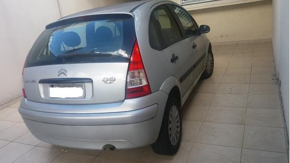 Citroën C3 2009/2010 1.4 8v Glx Flex 5p