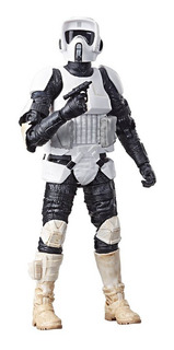 Star Wars Black Series Archive Scout Trooper Figura Hasbro