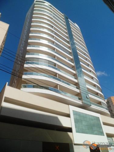 Apartamento Com 3 Quartos À Venda, 96 M²  - Centro - Guarapari/es - Ap2662