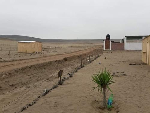 Financiamos Lotes Para Casas De Campo. 12 Mil Soles.
