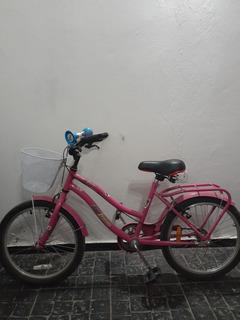 Bicicleta Rodado 20 Vendida