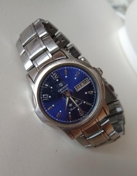 Relógio Masculino Orient469ss007-rf (ppim-195)