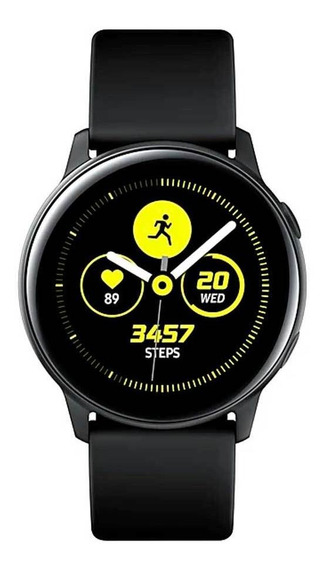 Smartwatch Samsung Galaxy Active Black
