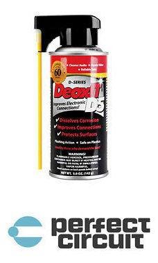 Hosa D5s-6 Caig Deoxit D5 5% Spray 5oz Limpiador De Contact