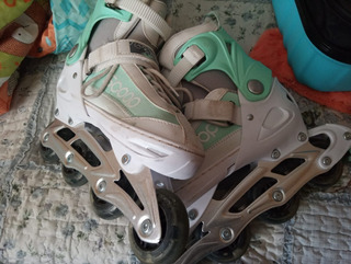 Patines Scoop Con Luces