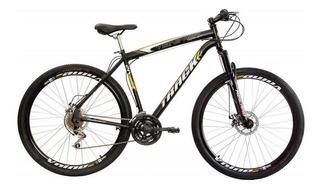 Bicicleta Track & Bikes Tb Niner Aro 29 21v Preto