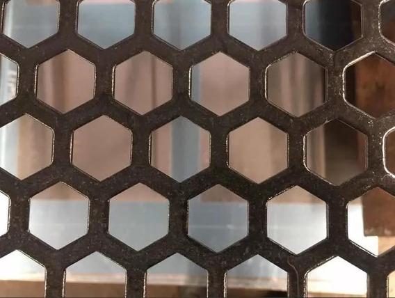 2 Telas 46/23.5 + 2 Telas 36/23.5 Furos Hexagonais
