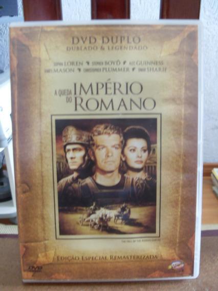 (2 X Dvd) A Queda Do Império Romano Sophia Loren, Stephen Bo