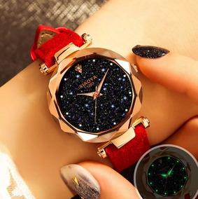 Relógio De Pulso Xiaoya Céu Estrelado Super Promoção