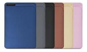 Capa Luva Couro Leather Sleeve iPad Pro New Air 9.7 10.5 11