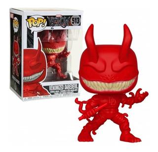 Muñeco Funko Pop Marvel Venom Daredevil 513 Original!!