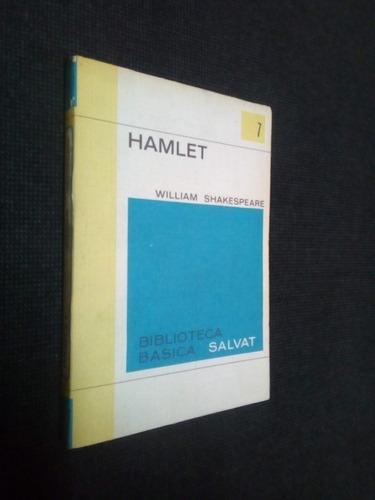 Hamlet William Shakespeare Biblioteca Basica Salvat