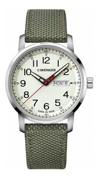 Relógio Masculino Suíço Wenger Linha Atitude 42mm 01.1541110